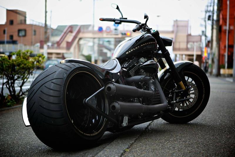 harley davidson bobber stancenation Motorcycles Harley Davidson HD 800x533
