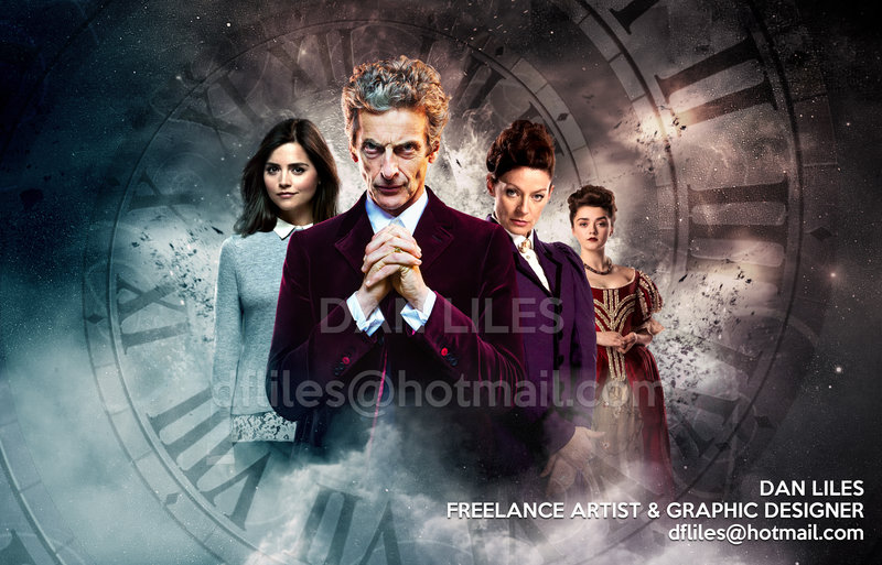 Free Download Doctor Who Series 9 Wallpaper Final By Mrpacinohead 800x513 For Your Desktop Mobile Tablet Explore 49 Doctor Who Season 9 Wallpaper Doctor Who Season 9 Wallpaper Doctor