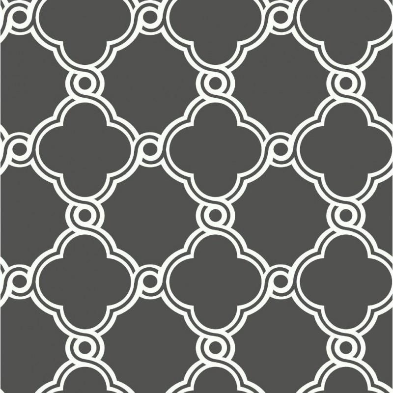 Wallpaper Geometric Moroccan Trellis Wallpaper 800x800
