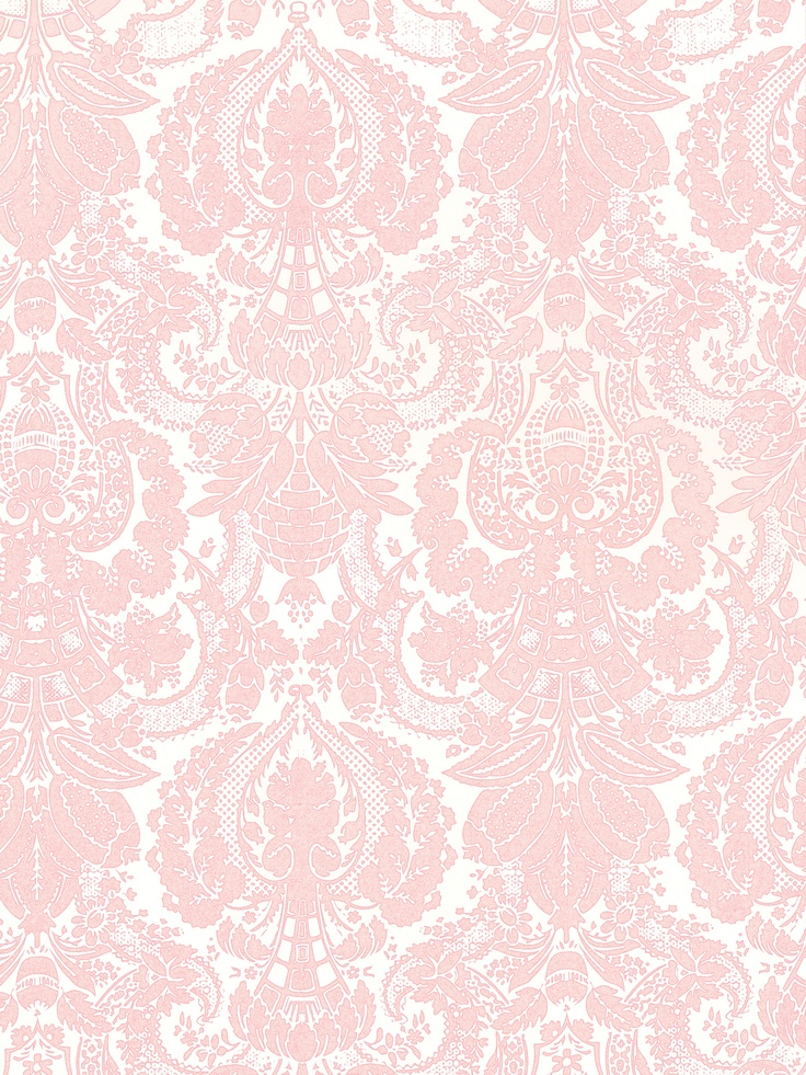 pink damask background Photography textures Pinterest Pink 736x981