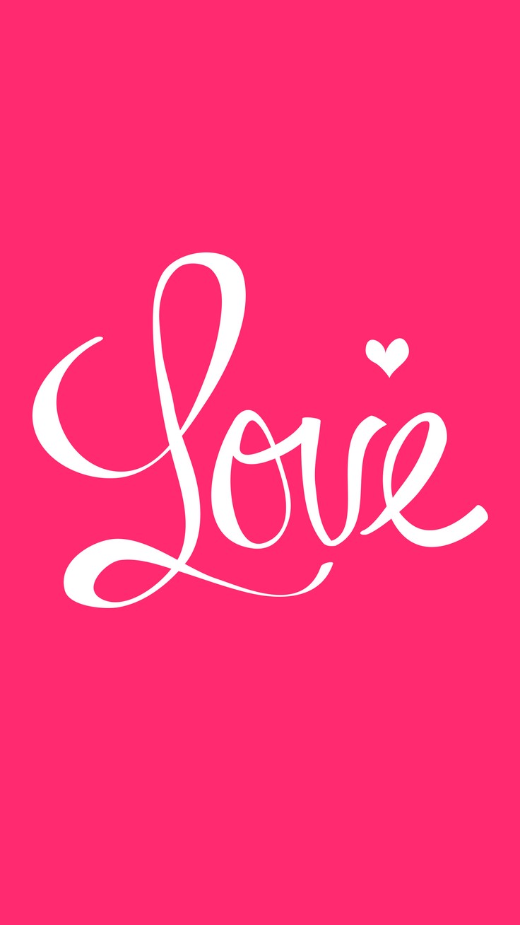 12 Super Cute Valentines Day iPhone Wallpapers Preppy