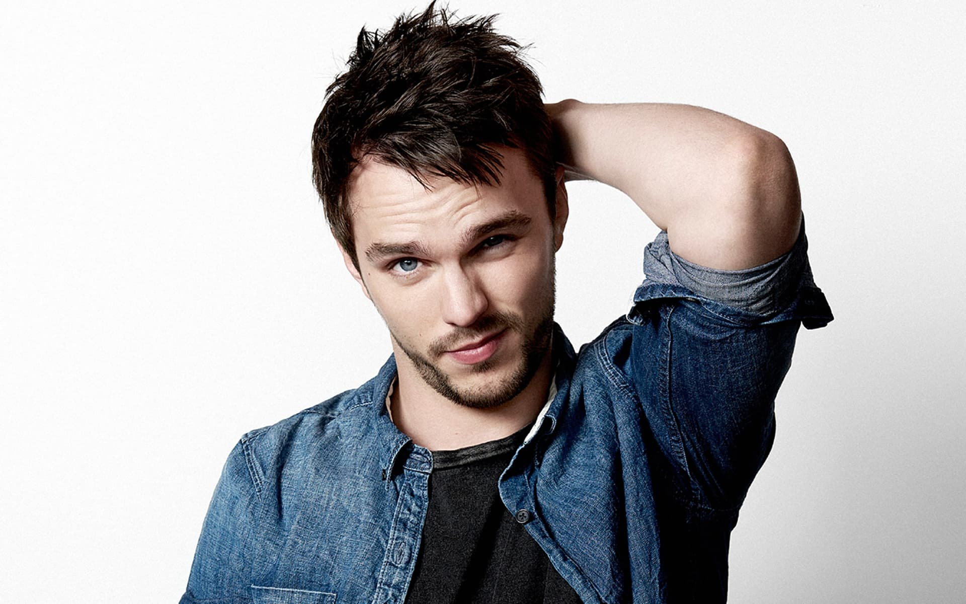 Nicholas hoult wallpaper   SF Wallpaper 1920x1200