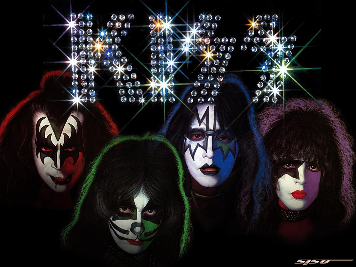 Kiss Wallpapers 6XUD228 1152x864   4USkY 1152x864