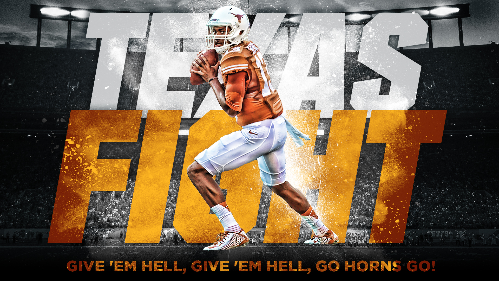 2015 Texas Longhorns Football Wallpaper Live 2015 Texas 1920x1080