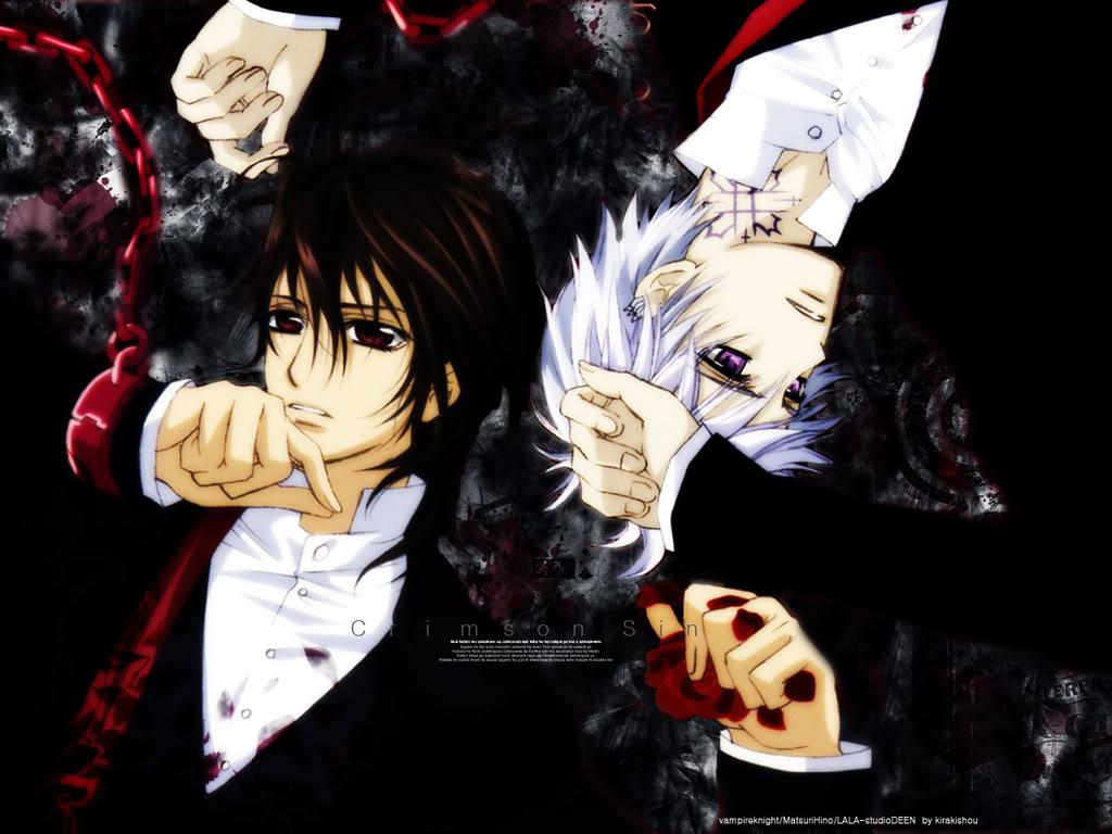 Vampire knight zero wallpaper wallpapersafari - Vampire knight anime wallpaper ...