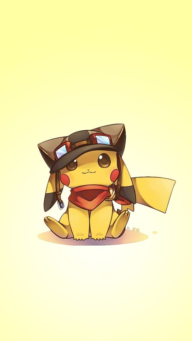 46 Cute Pokemon Iphone Wallpaper On Wallpapersafari