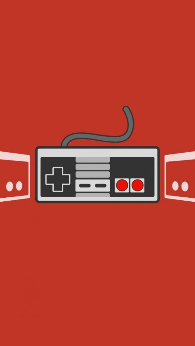 Nintendo iphone wallpaper wallpapersafari - Nes wallpaper ...