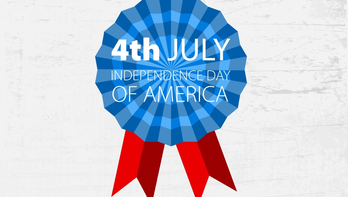 american independence day wallpaper in holiday celebrations wallpapers 1360x768