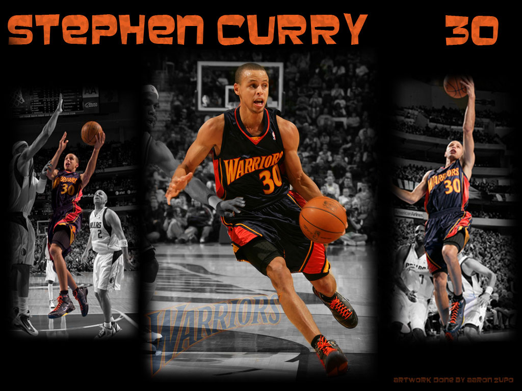 Stephen Curry Wallpaper Warriors 12 1024x768