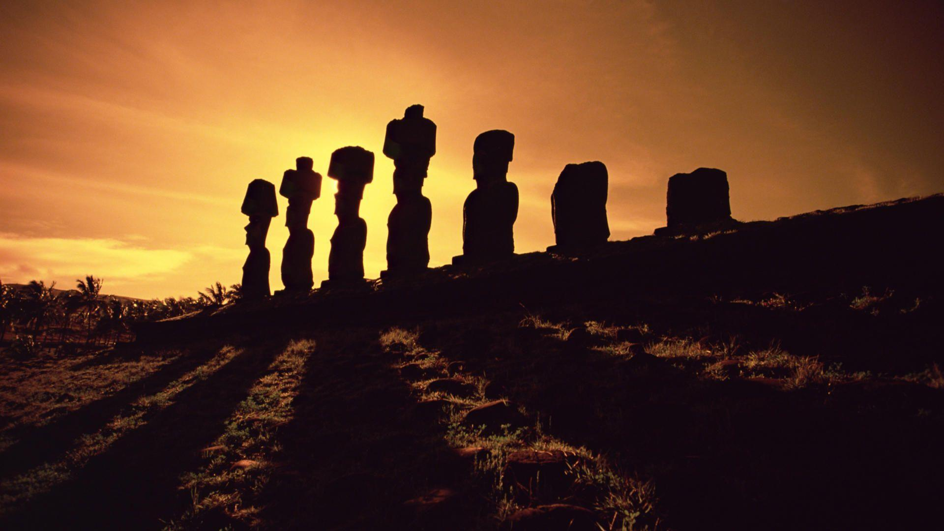 Easter Island Wallpapers 1920x1080