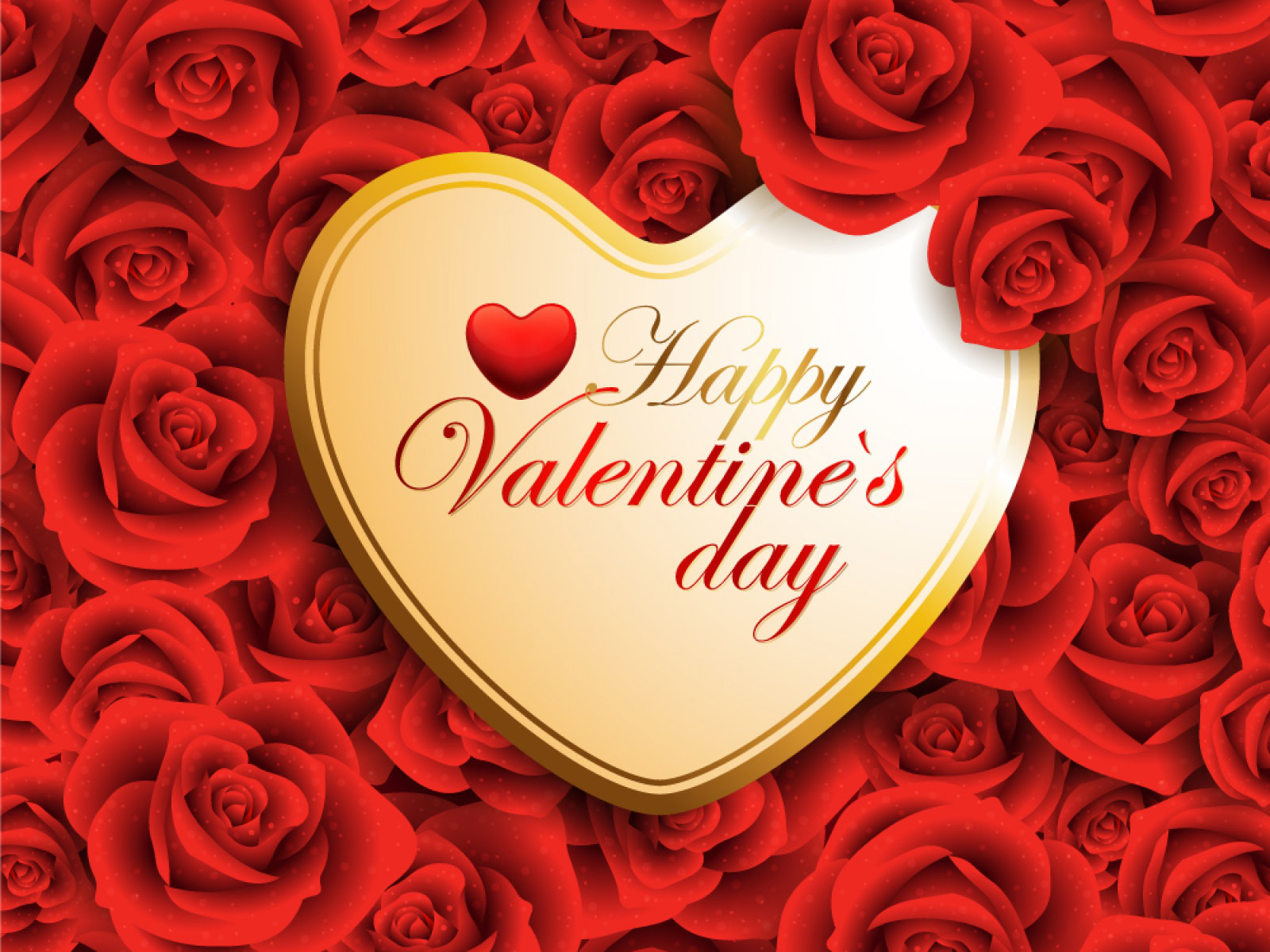 50 Happy Valentines Day 2020 Images HD Wallpapers For Facebook 1600x1200