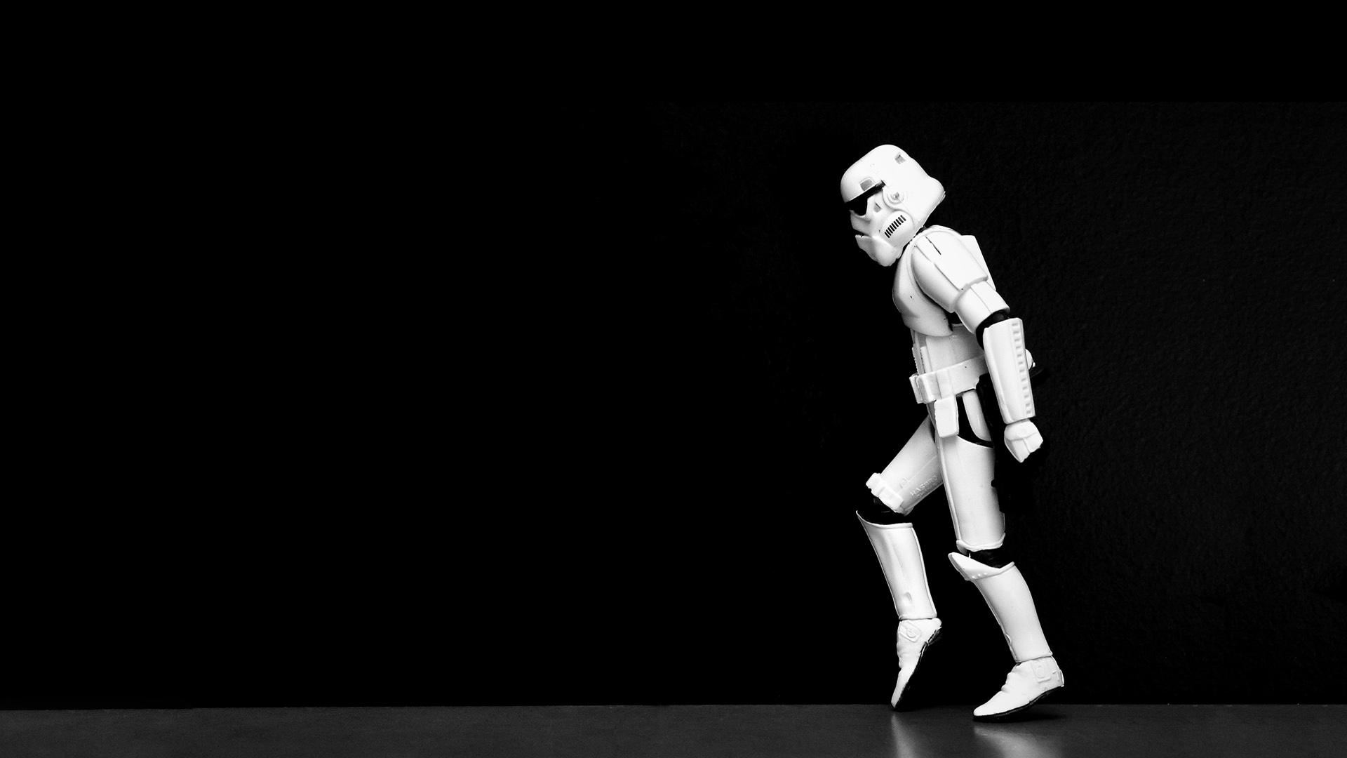 Star Wars Wallpaper 1920x1080 Star Wars Stormtroopers Moonwalk 1920x1080