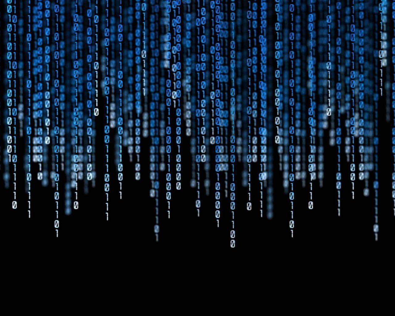 Binary Code Wallpapers 1280x1024