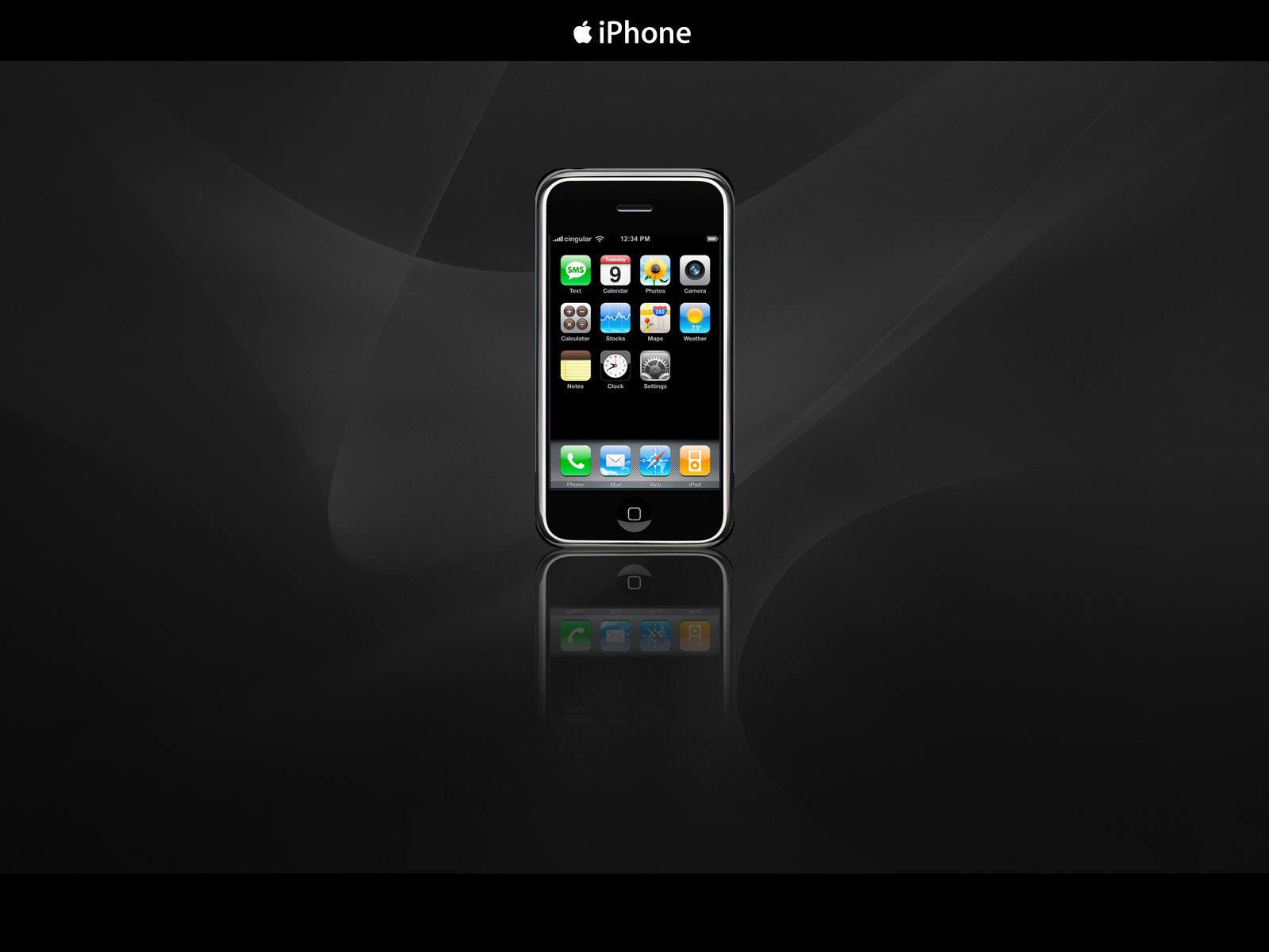 Desktop iPhone Wallpaper 8 1600x1200