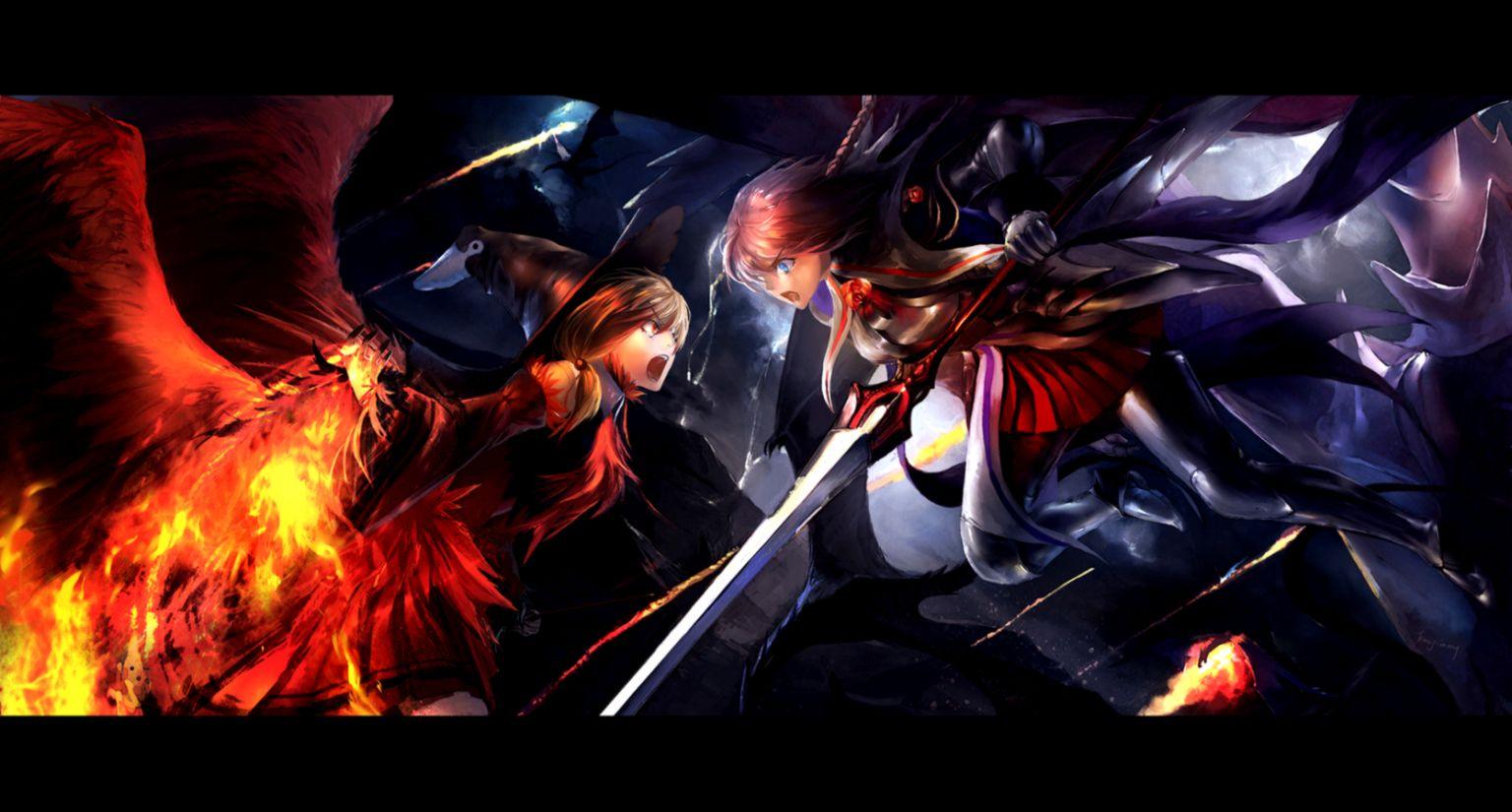 Epic anime wallpaper wallpapersafari - Epic anime pics ...