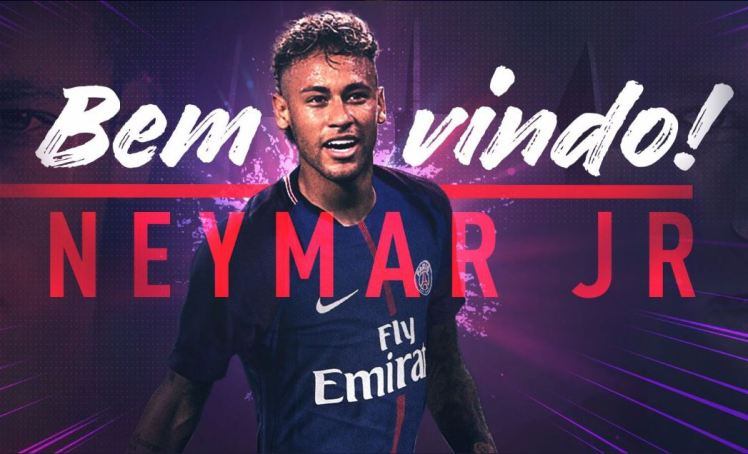 Neymar Jr PSG Wallpaper 2018   Live Wallpaper HD 748x454