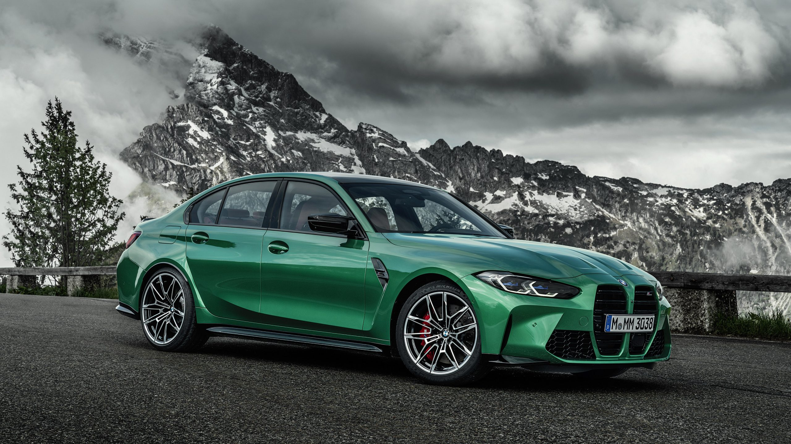 2021 BMW M4 Competition Wallpapers SuperCarsnet 2560x1440