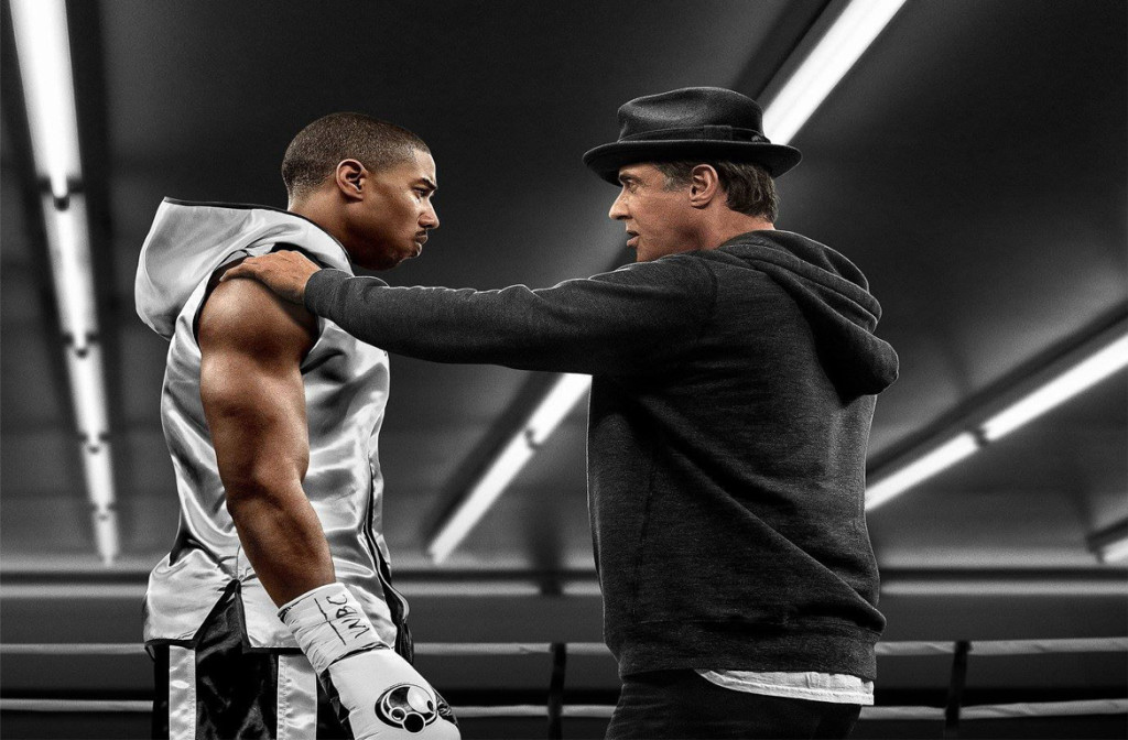 Rocky Balboa And Adonis Creed In Creed HD Wallpaper Wide Desktop 1024x672