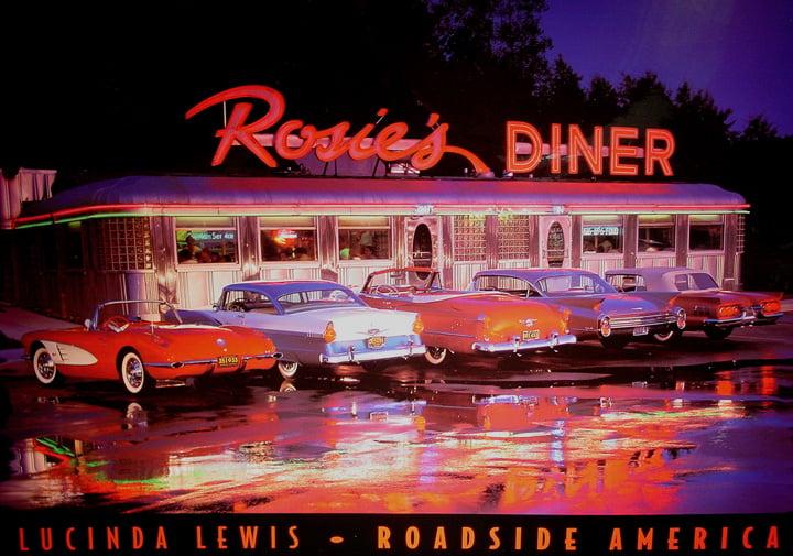50s diner wallpaper wallpapersafari