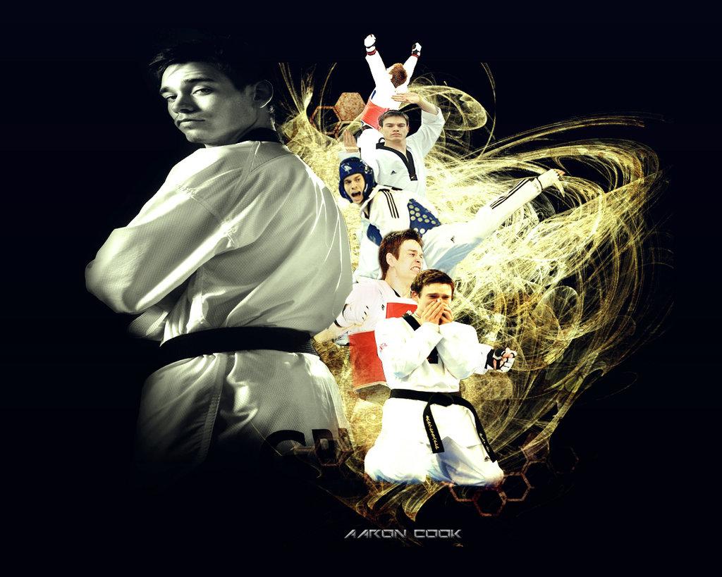 Taekwondo Wallpaper Aaron cook [taekwondos 1024x819