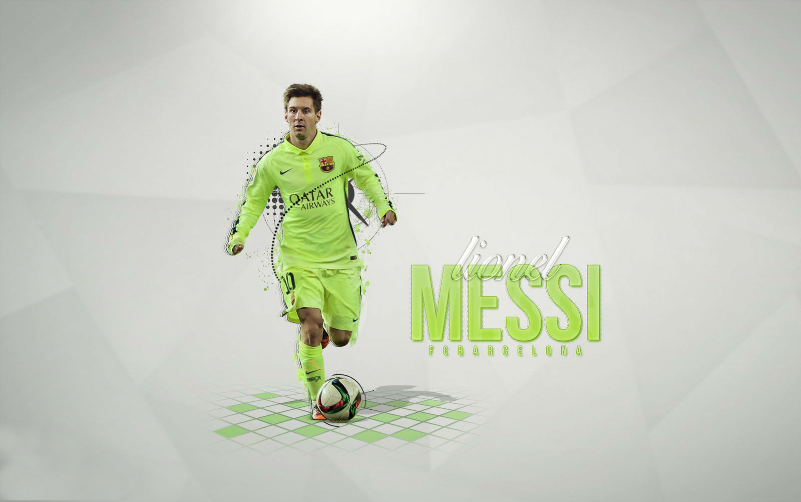 Argentina Soccer Lionel Messi HD Desktop Wallpapers HD 1600x1002