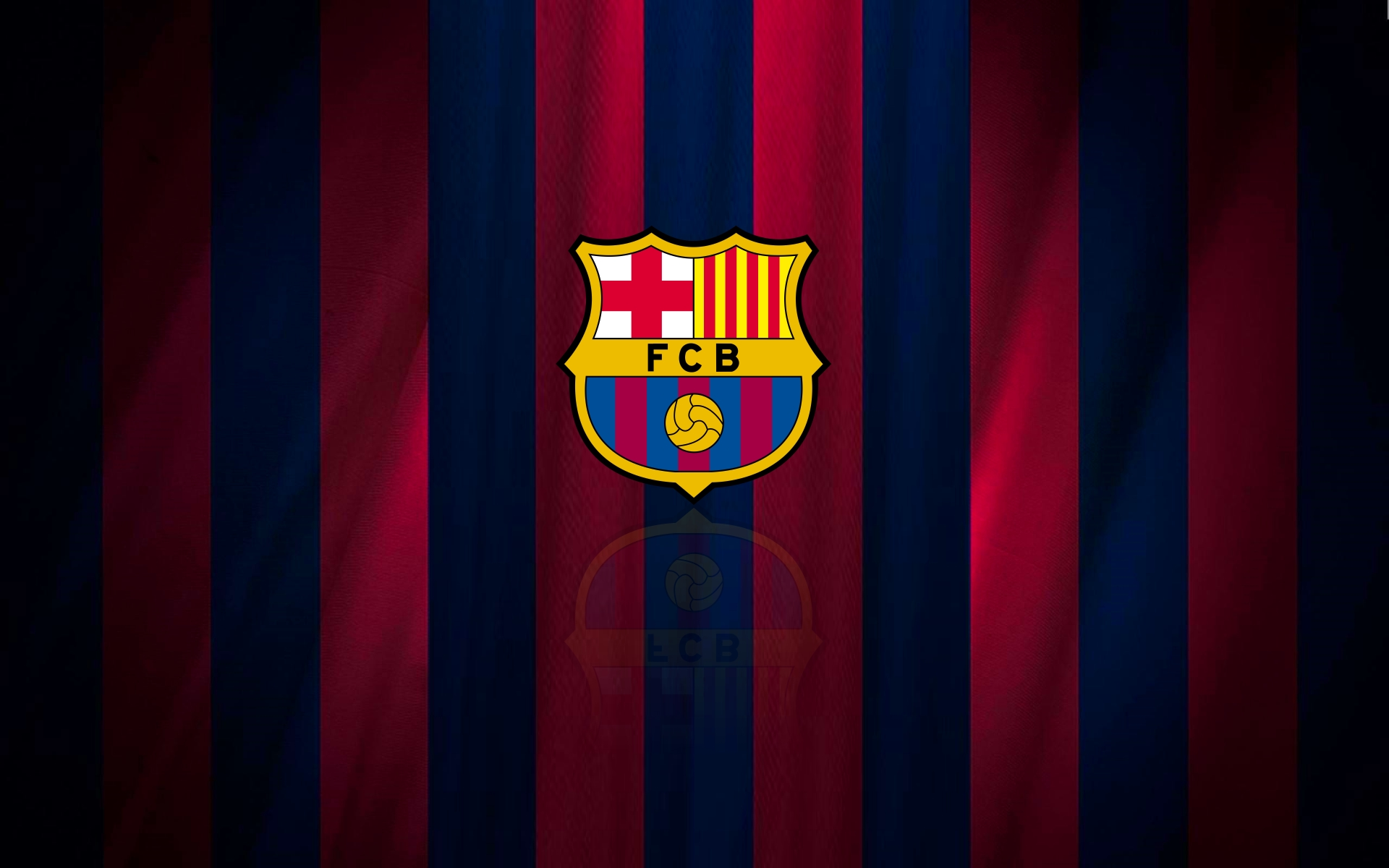 Pin Fc Barcelona Fc Barcelona Logo Wallpaper 1920x1200