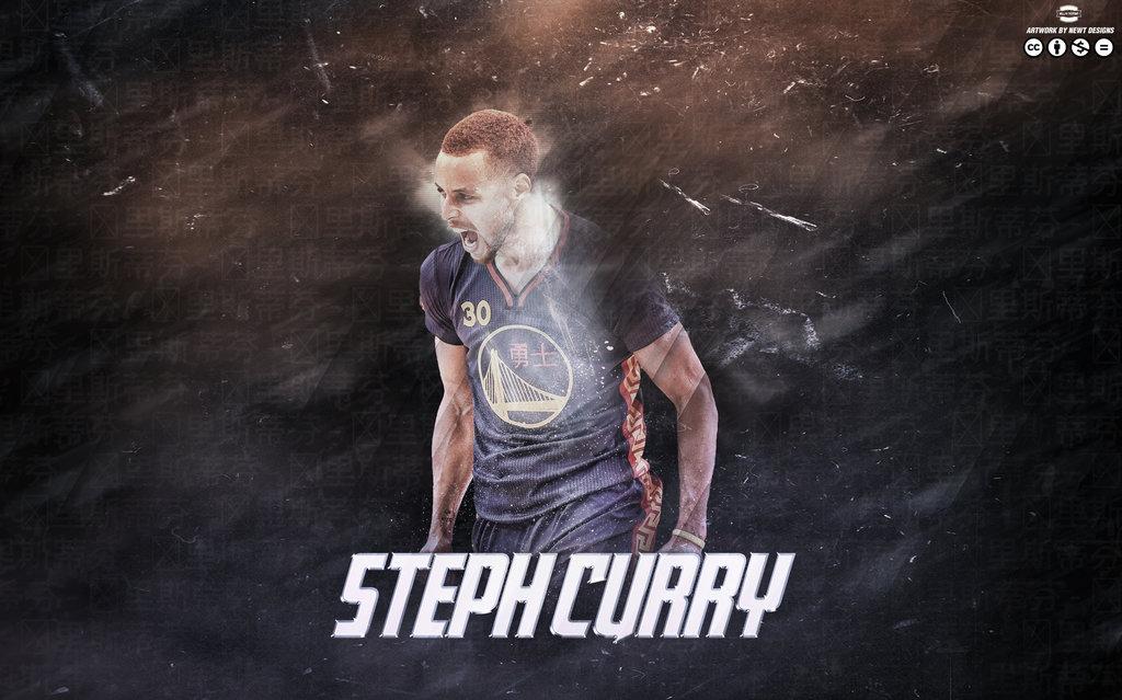 Stephen Curry Wallpaper by NewtDesigns by newtdesignsdeviantart 1024x639