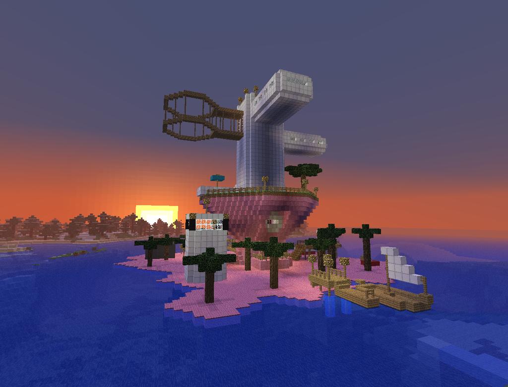 Top Wallpaper Minecraft Beach - 5zAko7  Gallery_47613.png