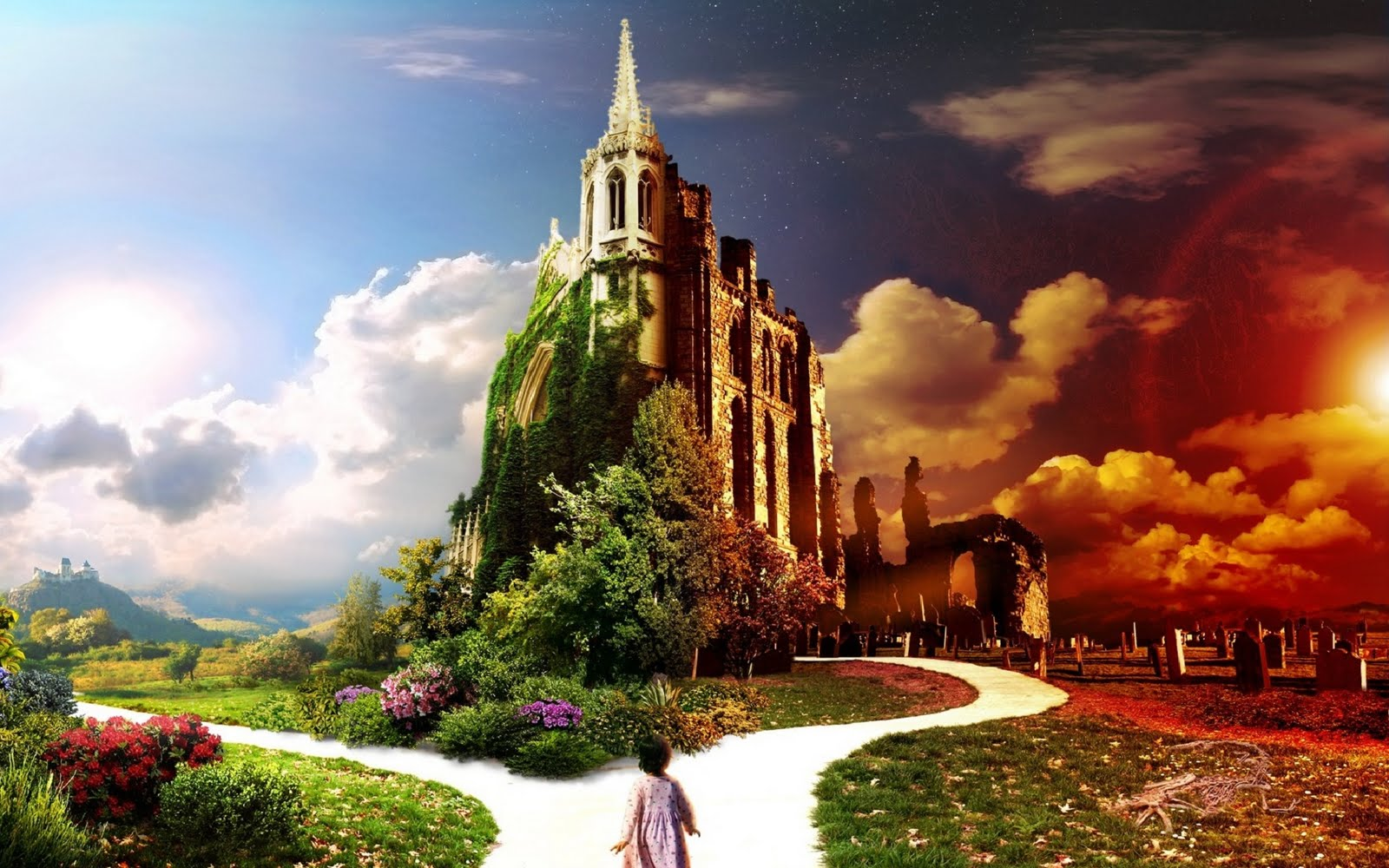 Image result for two life path