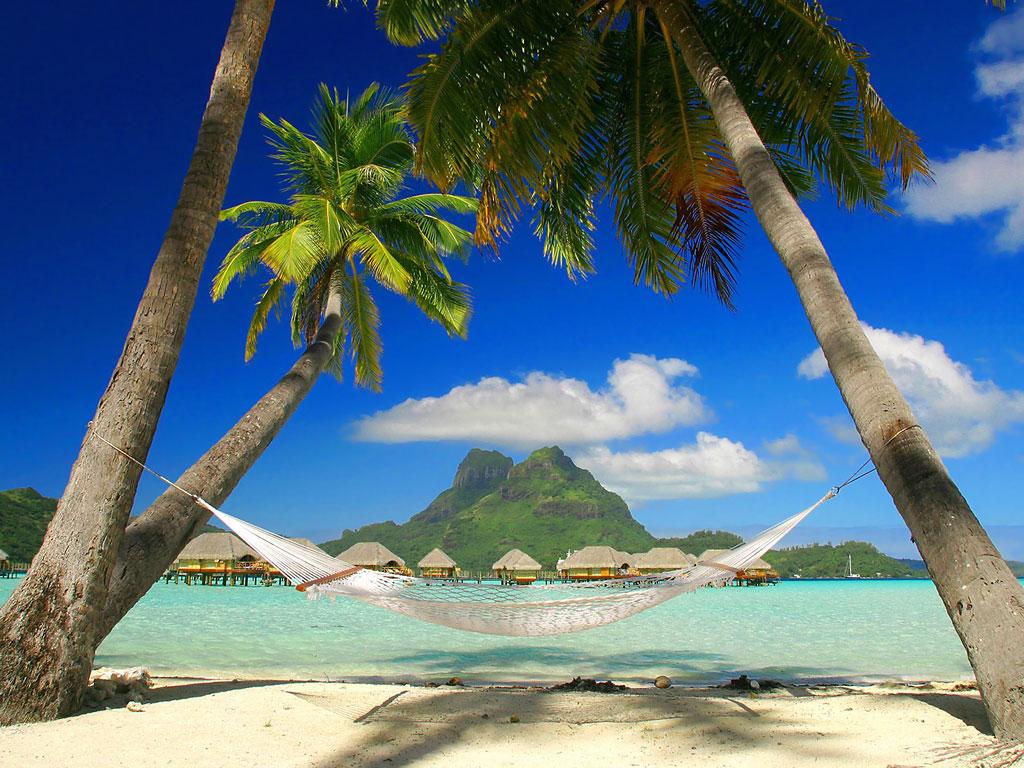 Bora Bora The romantic Island Tourist Destinations 1024x768