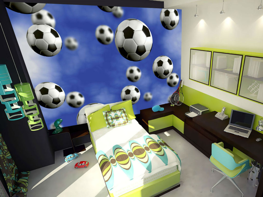 48+] Football Stadium Wallpaper for Bedrooms on WallpaperSafari
