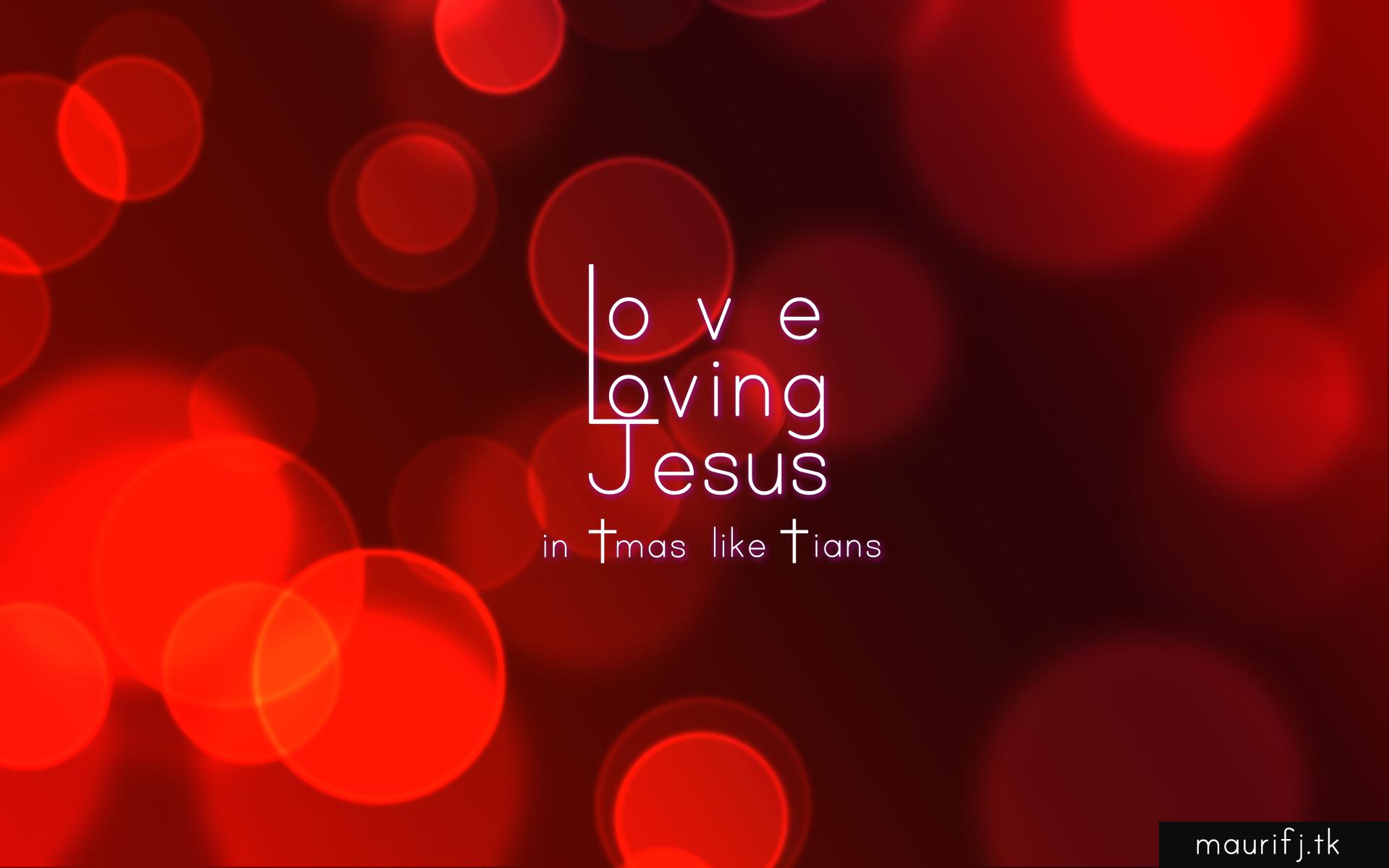 Wallpaper 13 Love Loving Jesus 1 Corintios 13 NTV 1920x1200