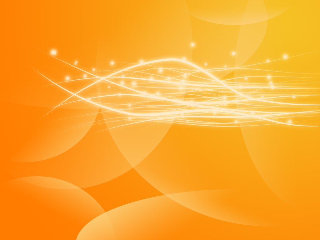 Abstract Orange Wallpaper by KedziGFX 1024x768