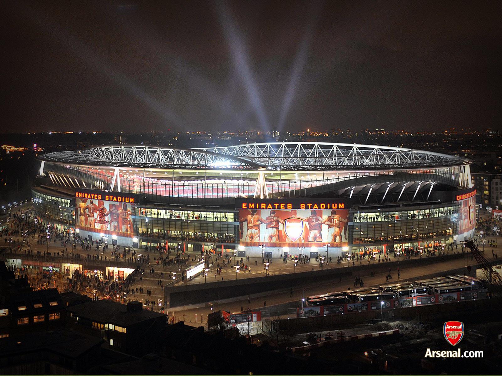 Sports Galleries Emirates Stadium Wallpapers 1600x1200