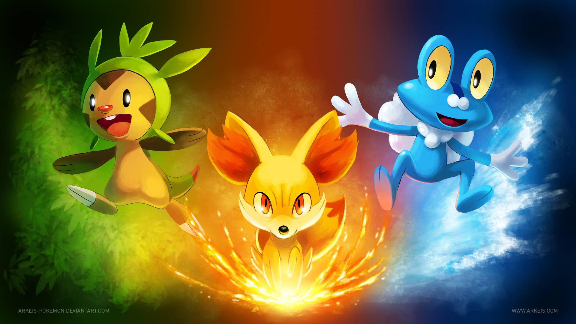 Pokemon Wallpaper 1920X1080 213635 1920x1080