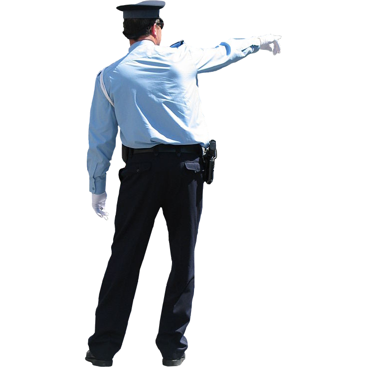 Policeman PNG Background PNG Play 736x736