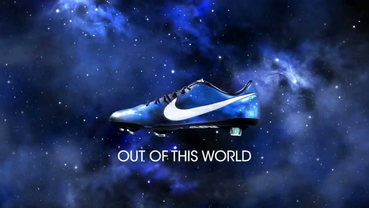 Nike Mercurial Cr7 Galaxy Wallpaper wwwimgkidcom   The 1280x720