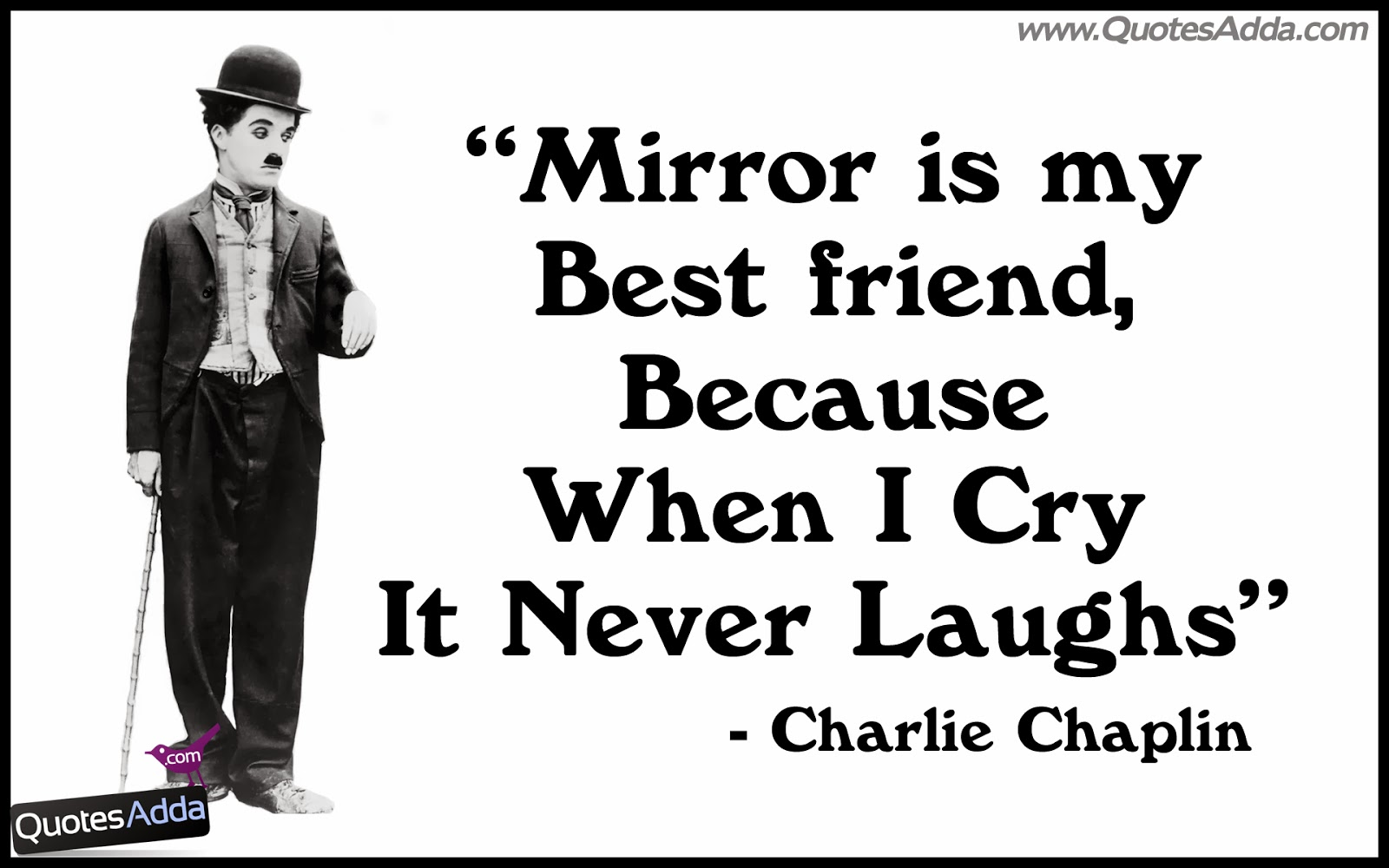 Charlie Chaplin Quotes in English Charlie Chaplin Wallpapers 1600x1000
