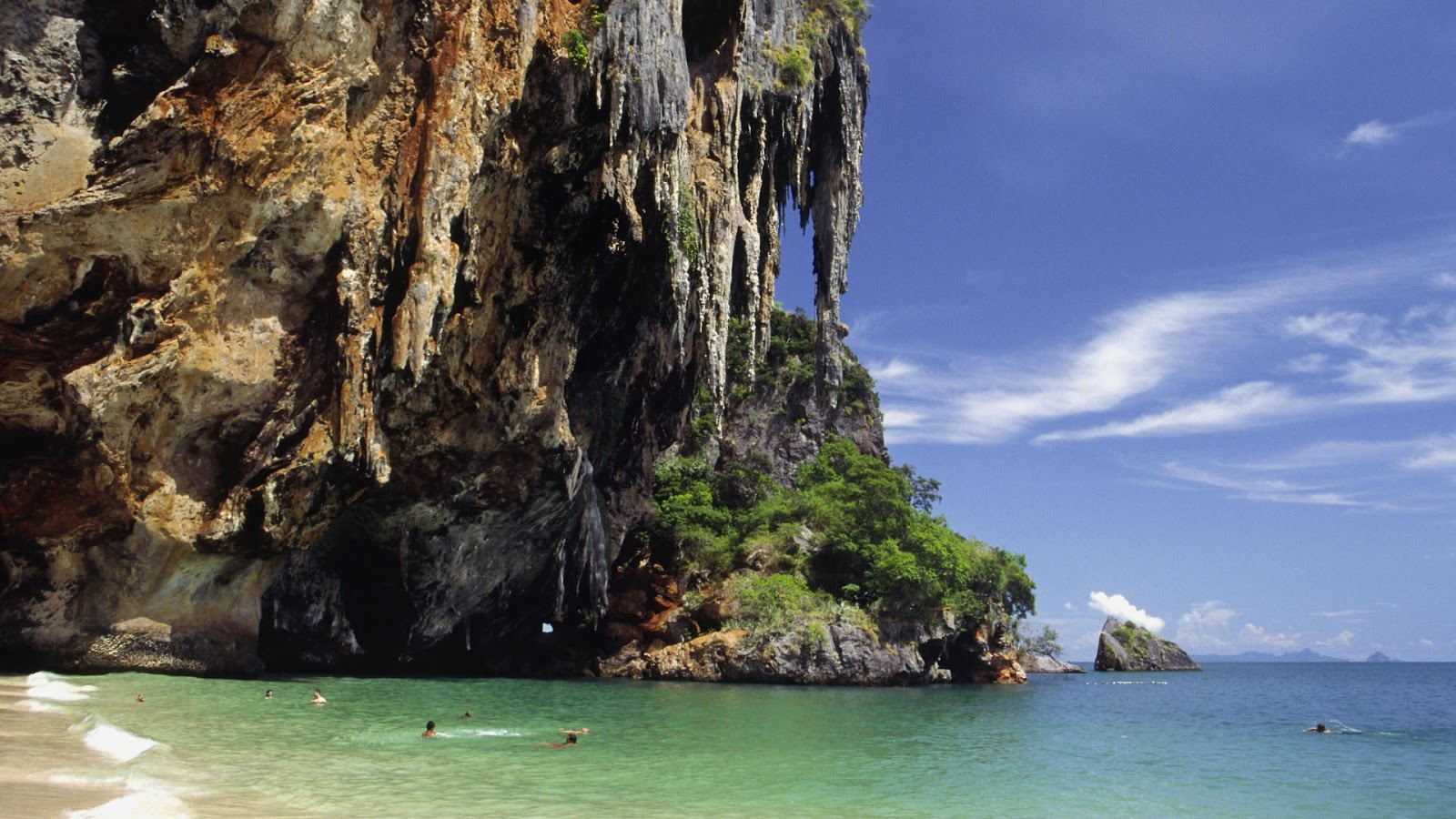 Thailand Beach HD Wallpapers 1080p Ultra HD Wallpapers 1600x900