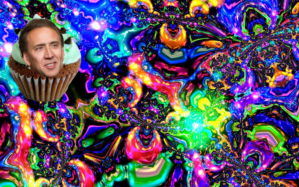 Nicolas cage meme wallpaper