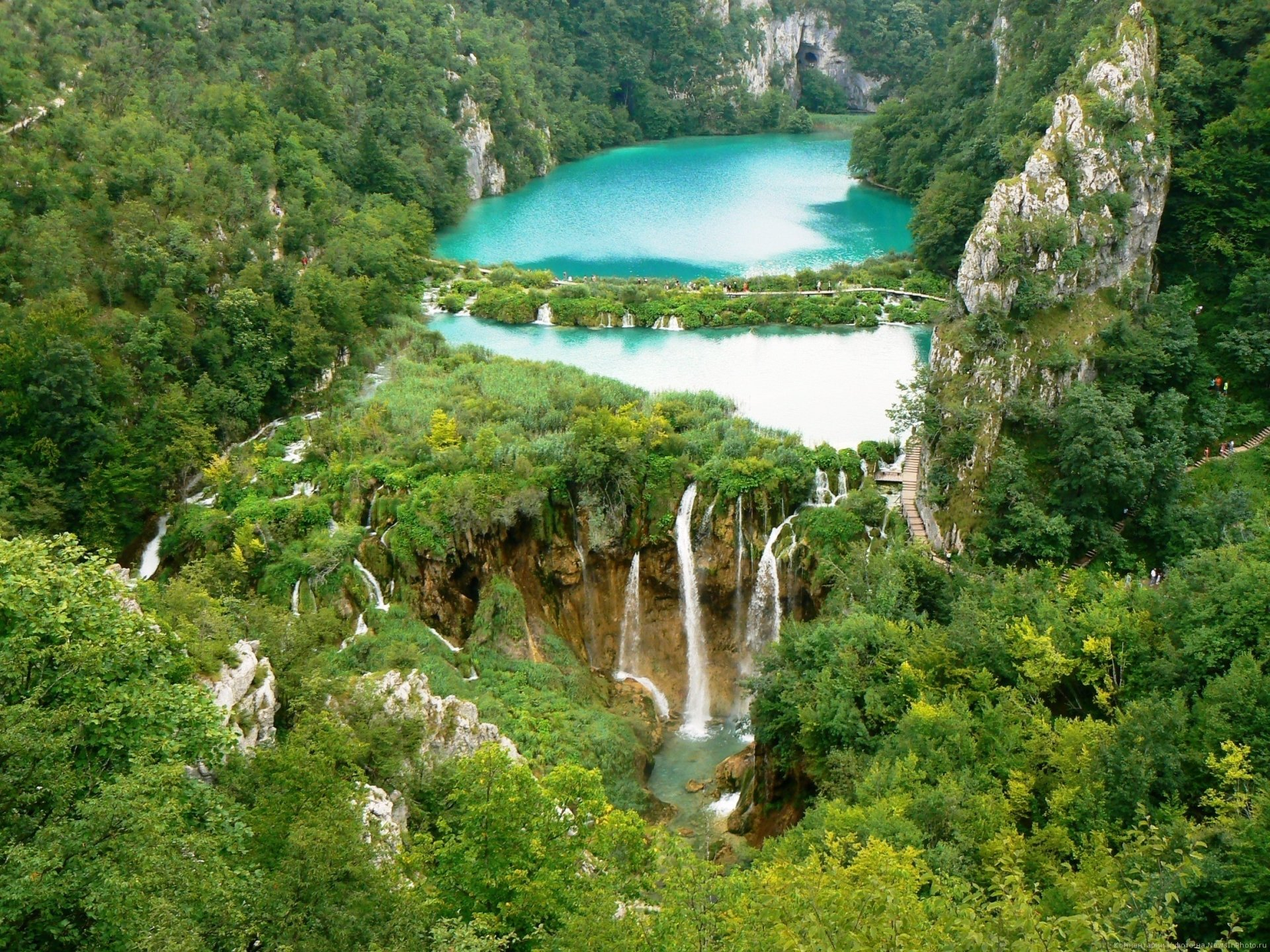 7 Plitvice Lakes National Park HD Wallpapers Background Images 1920x1440