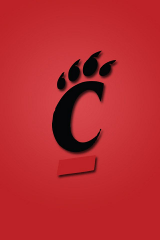 Cincinnati Bearcats iPhone Wallpaper HD 640x960