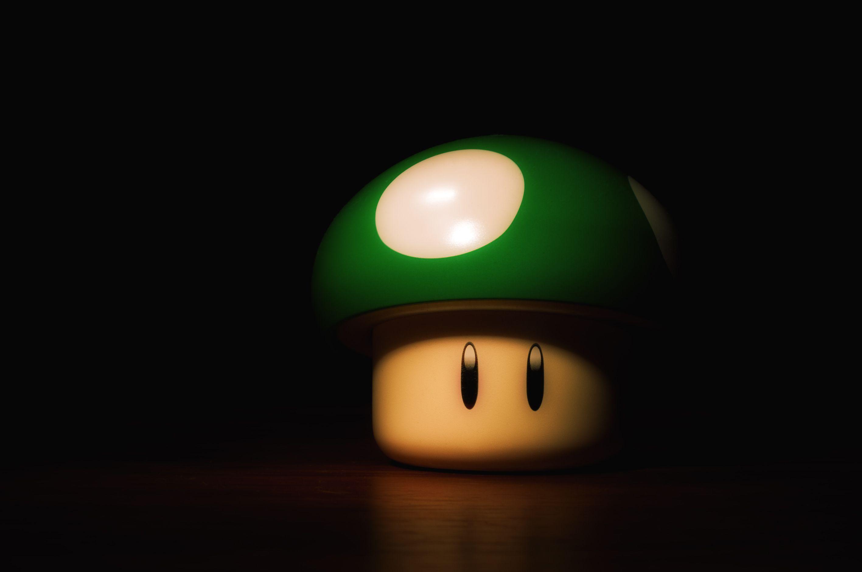 WALLPAPER HD Super Mario Fungo 2833x1881