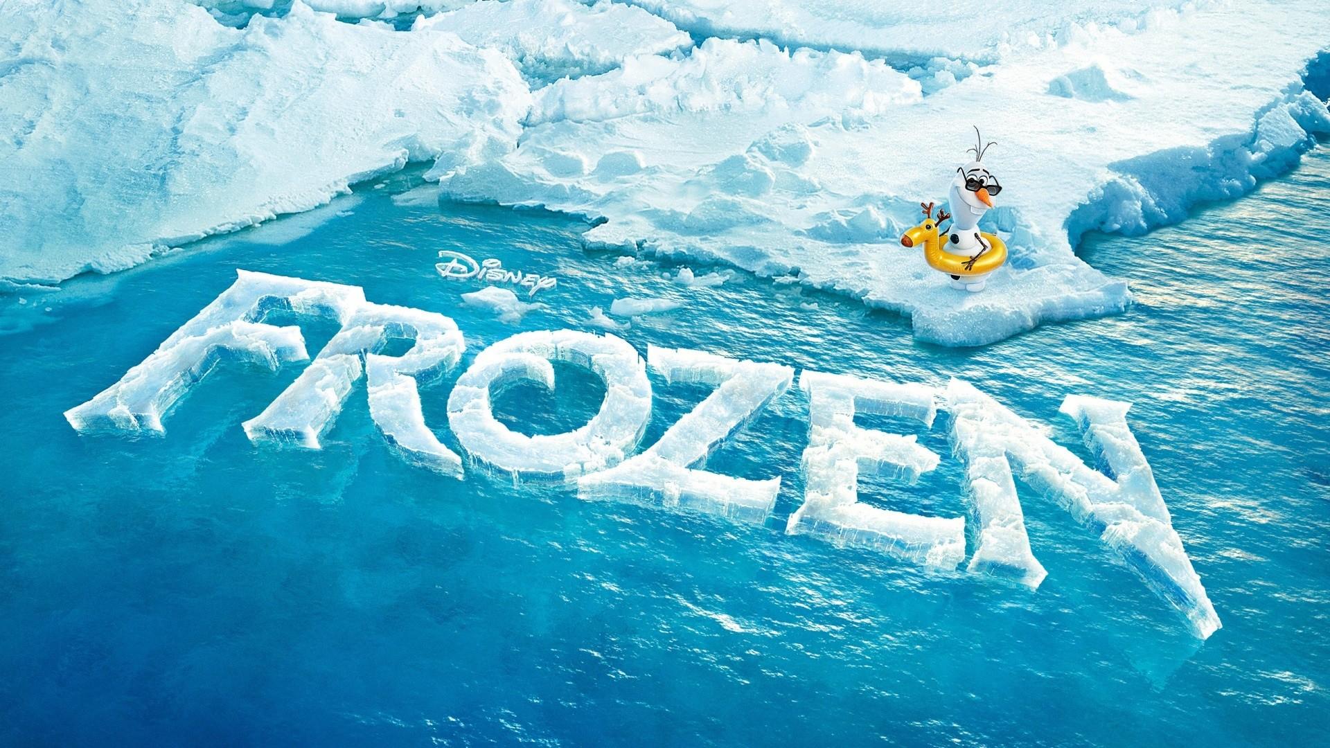 Frozen Ice disney wallpaper background 1920x1080