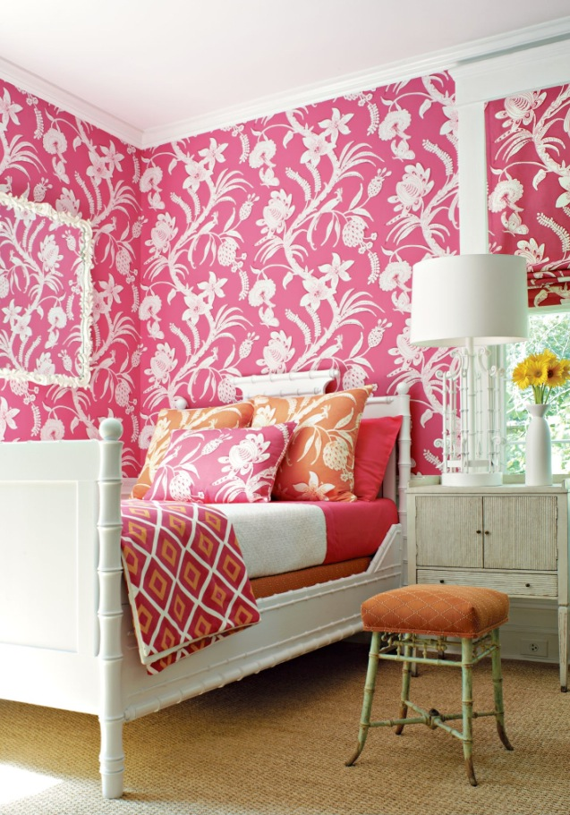 Thibauts Wonderful World of Wallpaper and Fabric Kyle Knight 637x911