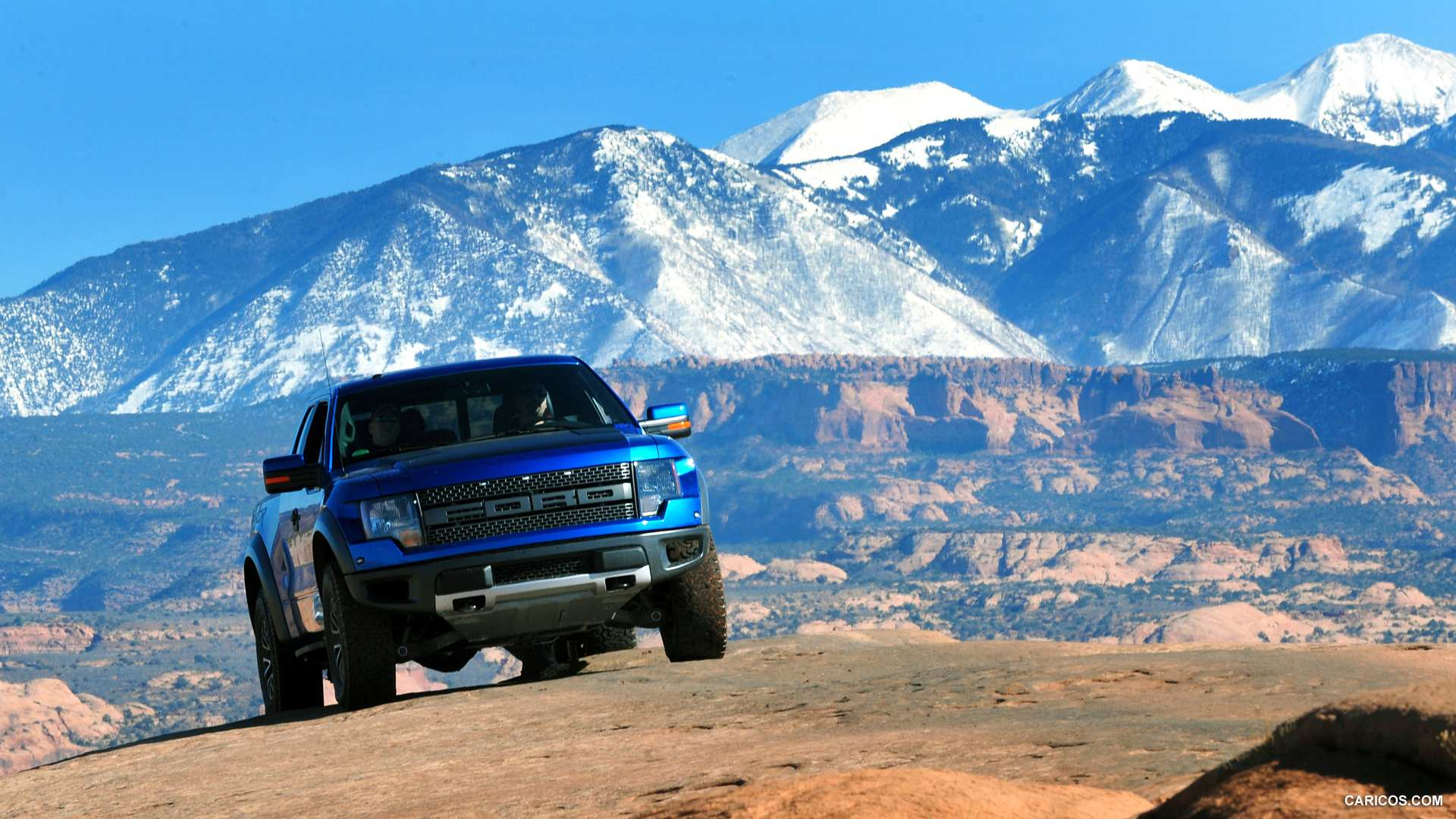 2012 Ford Raptor Wallpaper 21878 Wallpaper High Resolution 1920x1080