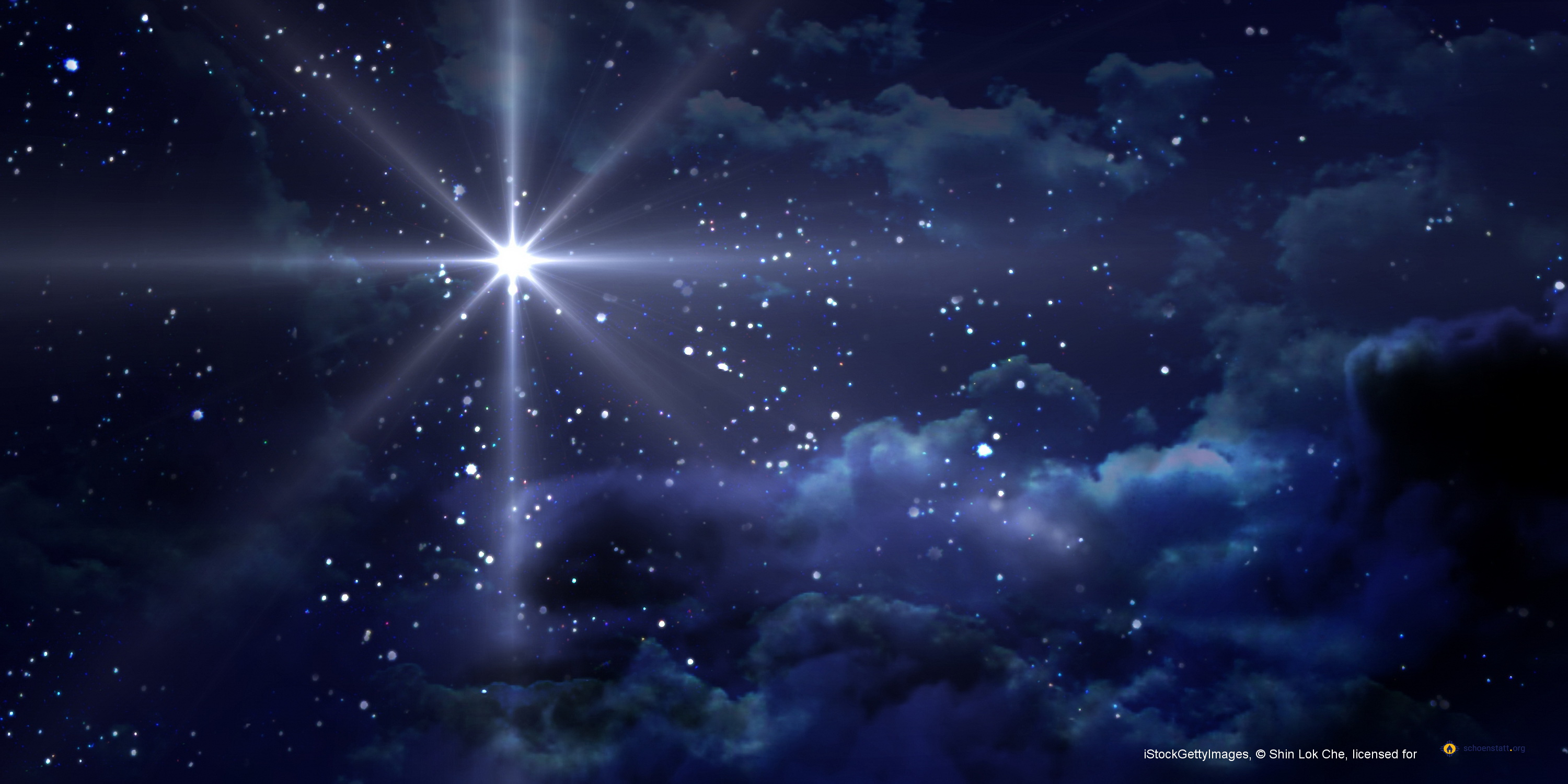 Star over Bethlehem shows us the road towards Rome Schoenstattorg 3000x1500