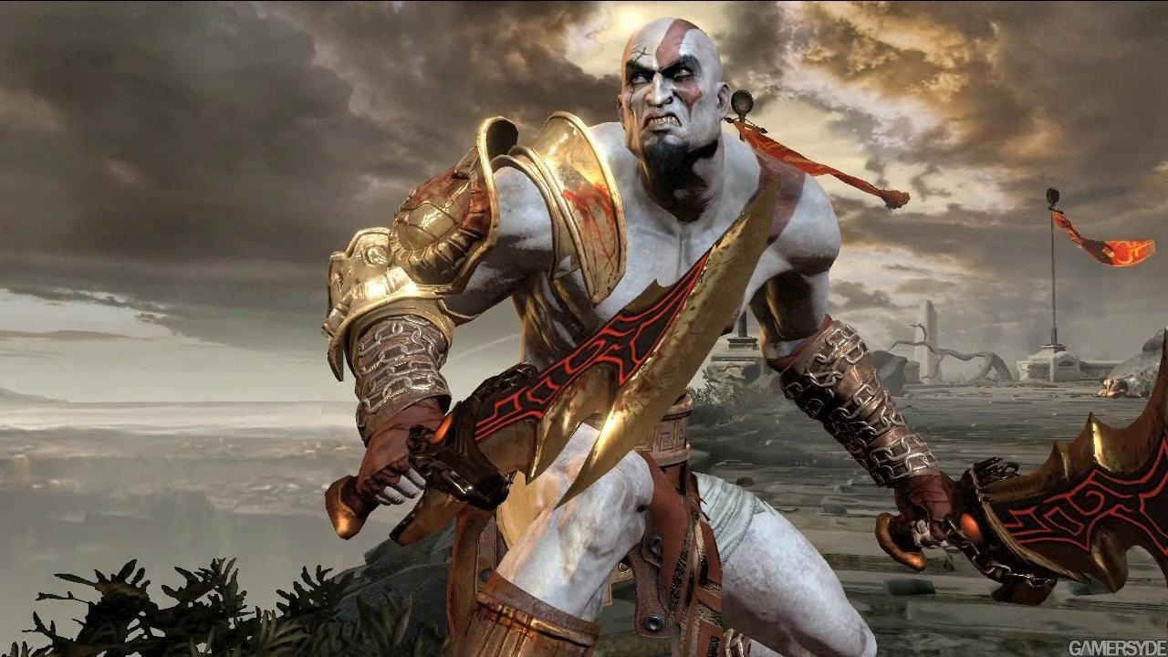 Free Download God Of War 3 Wallpapers Techno Park 1280x720