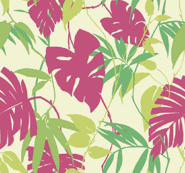 Eco Chic Wallpaper   Contemporary   Wallpaper   by Steves Blinds 640x598