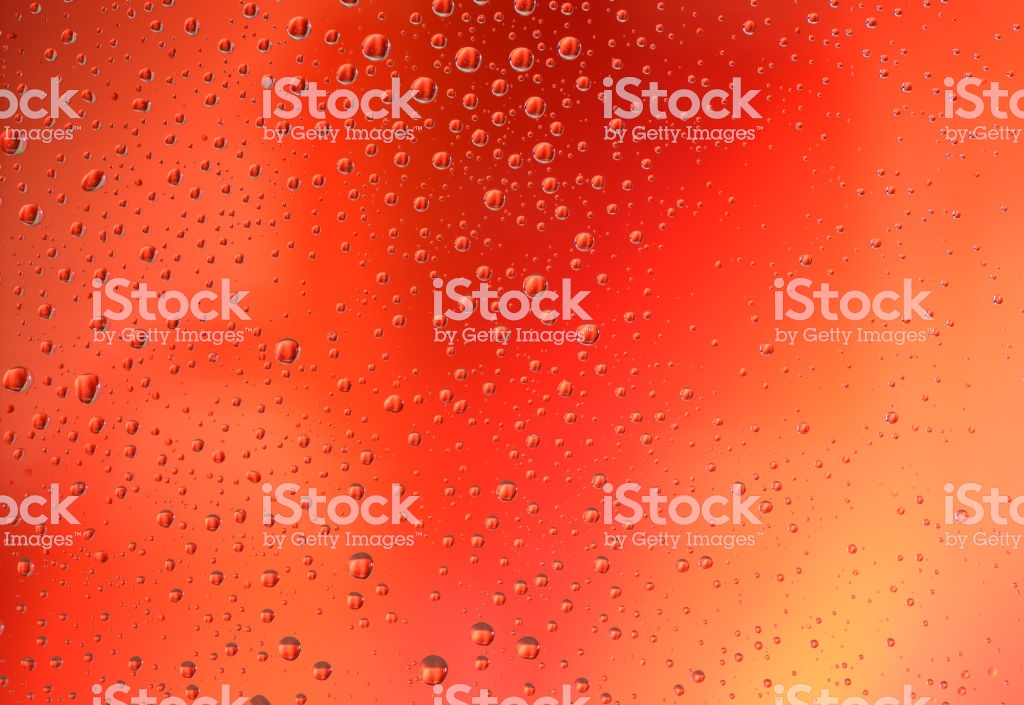 Water Drops On Red Gradient Background Love Passion Heart Desire 1024x705